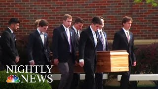 Otto Warmbier Laid To Rest In His Ohio Hometown Thursday | NBC Nightly News