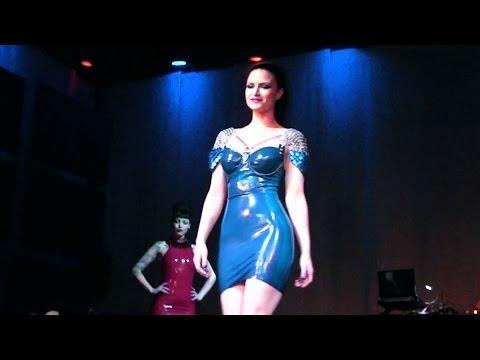 Latex Fashion Show -
