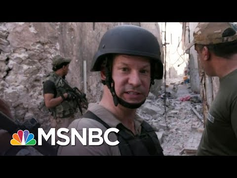 Xxx Mp4 US Iraq Coalition Purges ISIS From Mosul On Assignment With Richard Engel MSNBC 3gp Sex