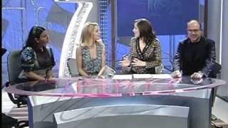 Maria Liuzzi intervista Carlo Verdone, Claudia Gerini e Geppy Cucciari