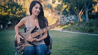 Brothers Johnson - Stomp! Bass Solo (Cover)