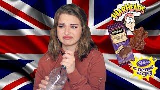 İngiliz Abur Cuburları - Harry Potter, Yumurta & Daha Fazlası | Melisa Beleli