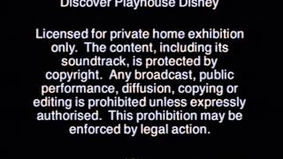 Opening to Discover Playhouse Disney UK Promotional VHS (2000)