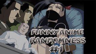 Funny Anime Randomness #1: Nipple Powered Trains