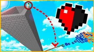 99,9% IMPOSIBLE HACER ESTO CON MEDIO CORAZÓN (Mapas de Minecraft)