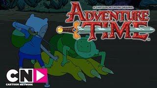 Adventure Time I Kötü El I Cartoon Network Türkiye