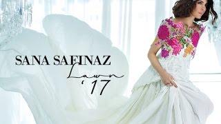 Sana Safinaz - Spring Summer Lawn 2017