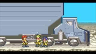 Mega Man Zero 4 Playthrough - Part 1: Intro Stage