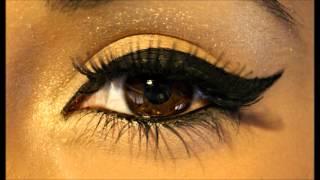 ♥ Perfect Winged Eyeliner Tutorial ♥