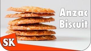 ANZAC BISCUITS - A Simple Recipe