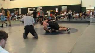 Shannon OLY vs Ryan Max Mat Club 285