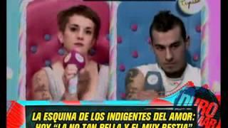 LA ESQUINA DE LOS INDIGENTES DEL AMOR - CUPIDO - 17-07-13