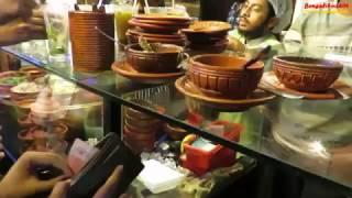 Shahi Muri Vorta-BDT 25 TO 800/= | Garlic Chop, 19 types of pickle -Street food of Dhaka, Part-5