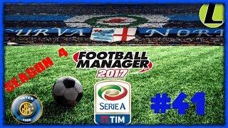 E' Arrivata la Grande Chiamata | SERIE A | SEASON 4 | FOOTBALL MANAGER 2017 | #41 Gameplay Ita