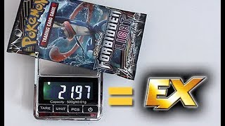 HOW TO Weigh Pokemon Cards