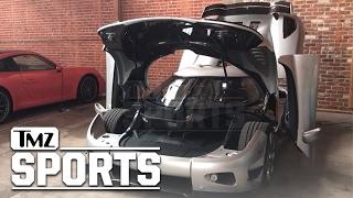 Floyd Mayweather Selling Rare Multi-Mil $ Hypercar | TMZ Sports