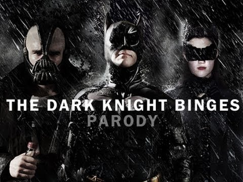 The Dark Knight Binges (Dark Knight Rises Parody/Spoof)