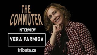 Vera Farmiga - The Commuter Interview