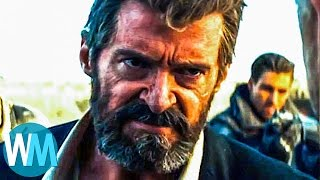 Top 10 Awesome Facts about Logan