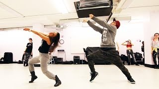 FEELIN' MYSELF - Will.i.Am. ft Miley Cyrus Dance TUTORIAL | @MattSteffanina & @DanaAlexaNY
