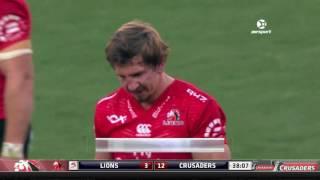 2017 Super Rugby Final: Lions v Crusaders