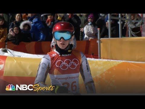 Xxx Mp4 2018 Winter Olympics Recap Day 8 Ester Ledecka I Part 1 I NBC Sports 3gp Sex