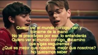The Next Step Song for Riley letra en español