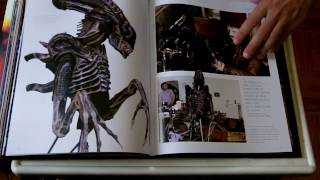 Aliens: The Set Photography Book - Unboxing