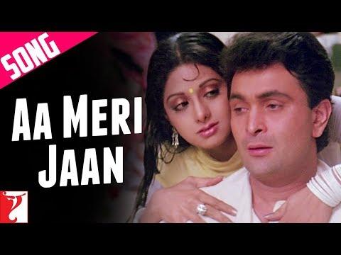 Xxx Mp4 Aa Meri Jaan Song Chandni Rishi Kapoor Sridevi Lata Mangeshkar 3gp Sex