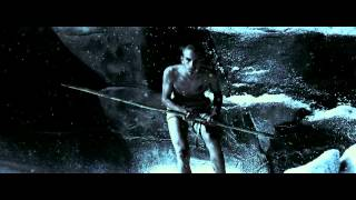 300 Movie - Wolf Fight Scene HD