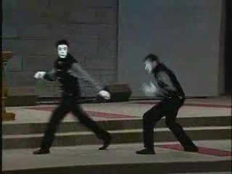 K&K Mime Stand