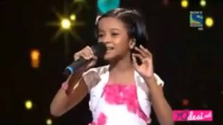 Ranita Banerjee  Jhumka Gira Re  Indian Idol Junior 2 11th July 2015