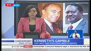 Is Peter Kenneth readying for 2022?  House of Cards