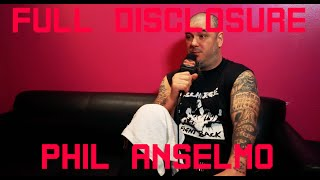 Phil Anselmo on Pantera's Monsters of Rock Moscow 1991  - Full Disclosure