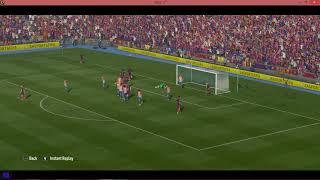 Pique Legendary Header Goal