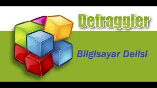 Disk Birleştirme (Defraggler)