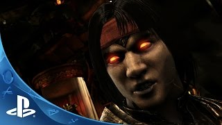 Mortal Kombat X - Official Shaolin Trailer  | PS4, PS3