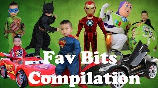 CKN Toys Favorite Bits Compilation Channel Trailer 2016