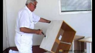 How to Paint a Laminate Surface