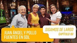 Capítulo 161: Juan Ángel y Pollo Fuentes en SDL   Sigamos de Largo 2019