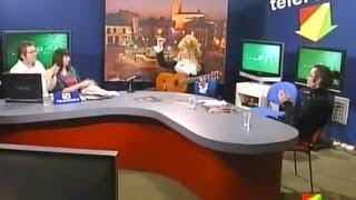 "Galina Vale live on Spanish TV playing  ""Carpathian Rhapsody"" A.Shevchenco"
