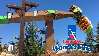 Canada's Wonderland 2017 | Soaring Timbers New Ride