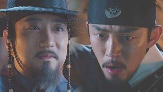 김명민, 유아인 앞에서 최후|《Six Flying Dragons》 육룡이 나르샤 EP47