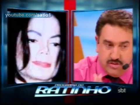 Michael Jackson Morre Ratinho comenta