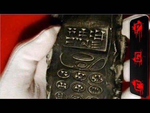 10 Objetos de supuesto origen extraterrestre