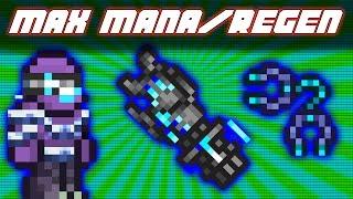 TERRARIA 1.3.4 Max Mana/Regen