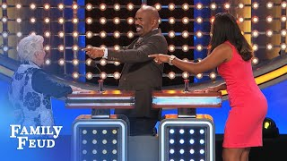 Swinger's cruise? Sorry, Carol can't go! | Family Feud
