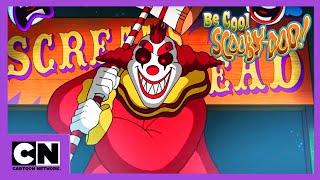 Wyluzuj, Scooby-Doo! | Zły klaun na wolności | Boomerang