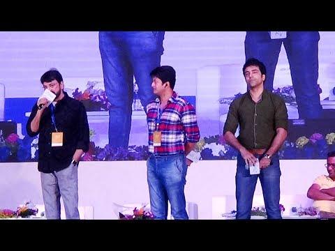 Xxx Mp4 Abir Jisshu Srabanti Raj Chakraborty Chiranjeet Kamaleshwar At 23rd Kolkata Film Festival 3gp Sex