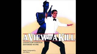 A View to a Kill Expanded Score